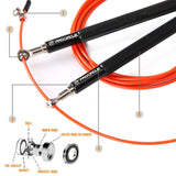 Ultra-speed Ball Bearing Skipping Rope