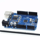 One set UNO R3 CH340G+MEGA328P Chip 16Mhz UNO R3 for arduino uno r3