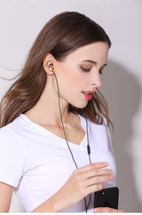 Limited Edition In-Ear Earphone Headset With Microphone