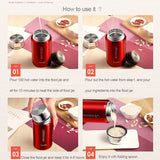 750ml Thermos Food Jar Vacuum Insulated Food Flask