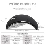 Wireless Mouse 2.4G Computer Mouse