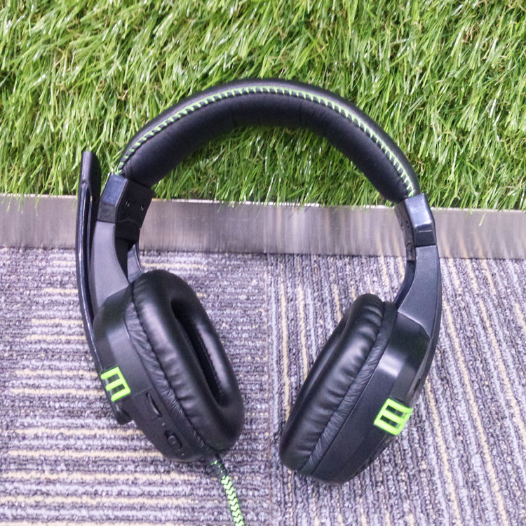 3.5mm Wired Earphone Gaming Headset