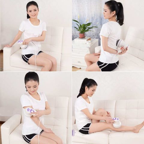 3D Electric Full Body Slimming Massager