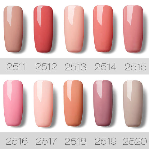 Image of 7ML Nail Polish Gorgeous Color Nail Gel Polish