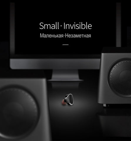 Image of Original Invisible Wireless Bluetooth Earbud  With Micro for iPhone