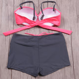 Plus Size Push Up Swimwear