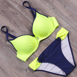 Women Push Up Swimwear