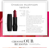 Mushroom Head Lipstick Korean Makeup Cosmetics