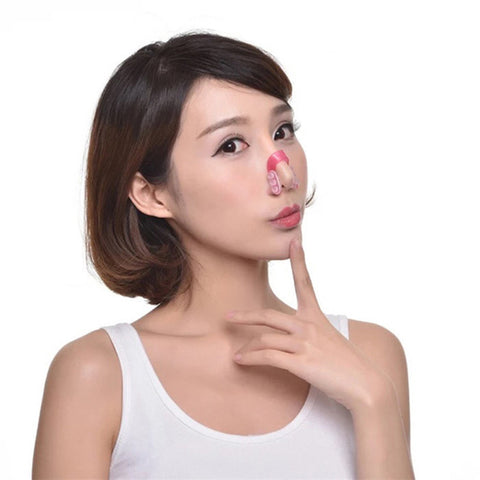 Soft Silicon Shape the Nose Shape