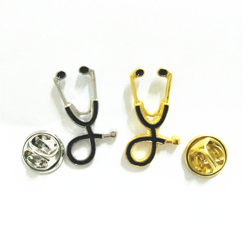 Image of Stethoscope Nurse Pendants Necklaces Doctors Gifts
