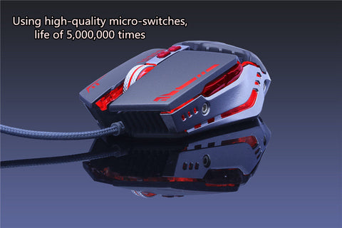 Gaming Mouse Mouse DPI Adjustable Computer Optical Mice
