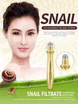 Snail Eye Cream Remove Dark Circle Anti-Aging Wrinkle Essence Moisturize Hydrating
