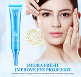 Moisturizer Eye Serum Gel for Dark Circles, Puffiness, Wrinkles and Bags