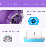 USB Air Humidifier Ultrasonic Aromatherapy Essential Oil Aroma Diffuser