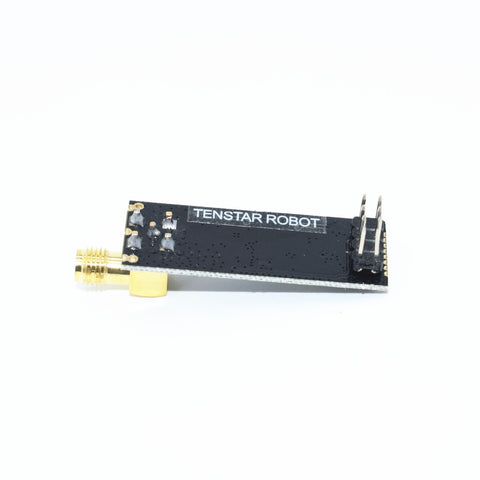 Image of 1100-meter long-distance NRF24L01+PA+LNA wireless modules (with antenna)