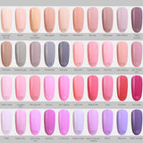 One Step Nail Gel 7ml Long-lasting LED UV Lamp Nail Gel Polish