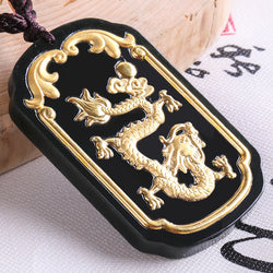 Hetian Jade Good Luck Necklaces