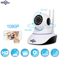 1080P IP Camera Wireless Home Security