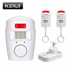 Home Security PIR MP Alert Infrared Sensor Anti-theft Motion Detector Alarm