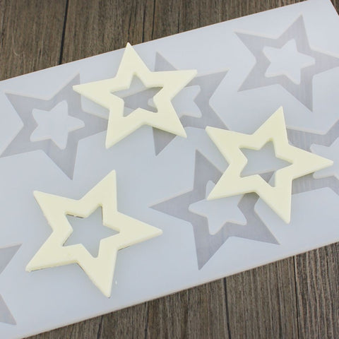Image of Fondant Cake Moulds