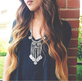 Bohemian Vintage Tassel Necklaces