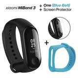 Xiaomi MiBand 3 Mi band 3 Fitness Tracker Heart Rate Monitor 0.78'' OLED Display Touchpad Bluetooth