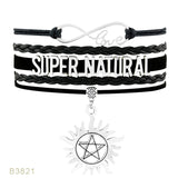 Supernatural Walking Dead Green Arrow Bracelets