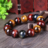 Natural Tiger Eye Stone Lucky Bracelet