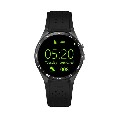 Image of 3G WIFI GPS Bluetooth smart watch