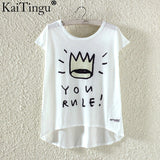 Harajuku Fashion Summer Kawaii Cute T Shirt
