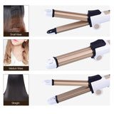 3 in 1 Foldable Hair Curler