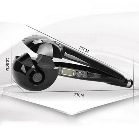 Image of LCD Screen Automatic Hair Curler