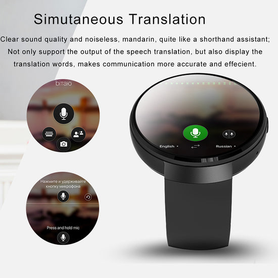 LEM7 4G LET Smart Watch Android 7 1 Smartwatch with Sim Camera