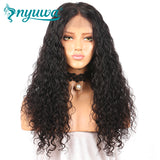 Lace Front Human Hair Wigs For Women