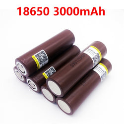 LG HG2 18650 18650 3000mah electronic cigarette Rechargeable battery power high discharge