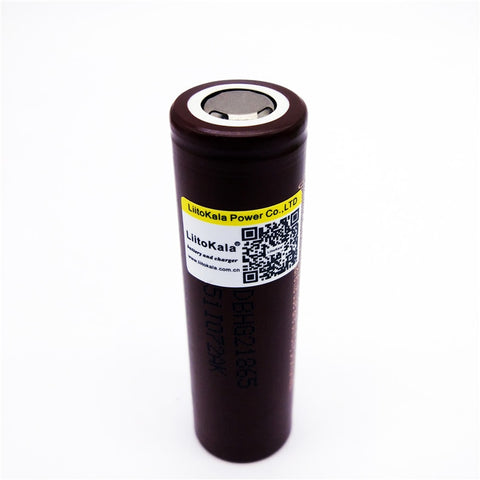 Image of LG HG2 18650 18650 3000mah electronic cigarette Rechargeable battery power high discharge