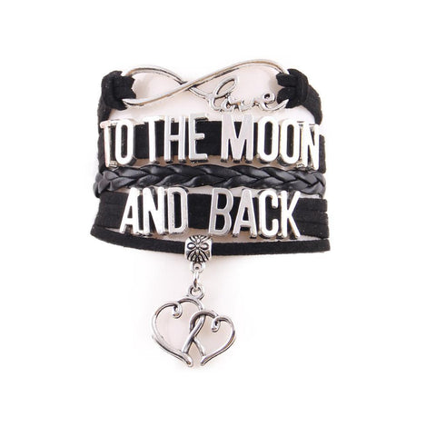 Image of Love You To The Moon And Back Bracelet