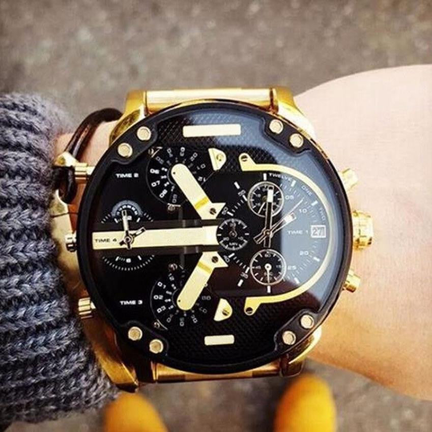Analog Quartz Men's Wristwatches