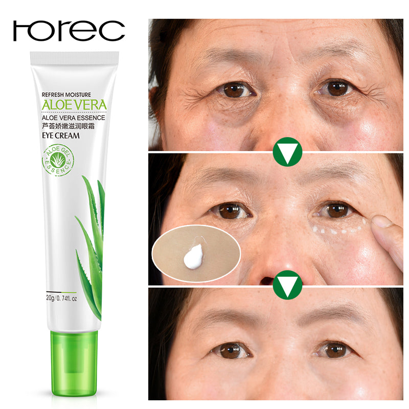 Moisturizing Eye Cream Anti for Dark Circles, Puffiness, Wrinkles And Bags
