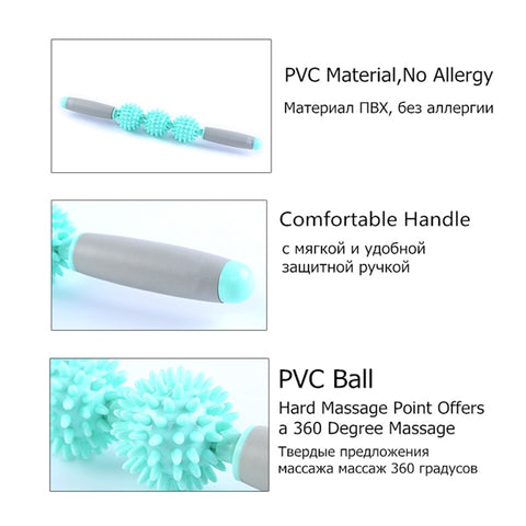 Image of Anti Cellulite Muscle Roller Massager