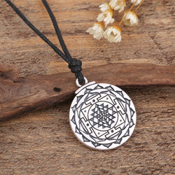 Sri Yantra for Growth and Healing Amulet Wealth Goddess