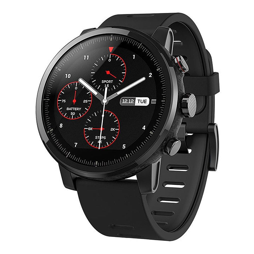 Xiaomi Huami Amazfit Stratos 2 Smart Watch Sports GPS 5ATM Water 1.34' 2.5D Screen GPS
