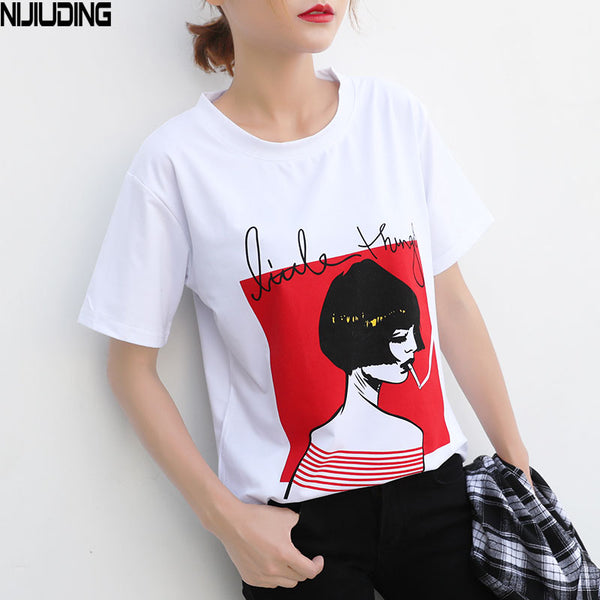 Women Casual Short Sleeve Top Tees