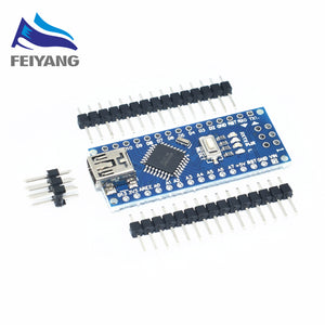 Nano Mini USB With the bootloader compatible for arduino Nano 3.0 controller