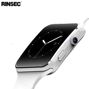 X6 Smart Watch with Camera Touch Screen Support SIM TF Card