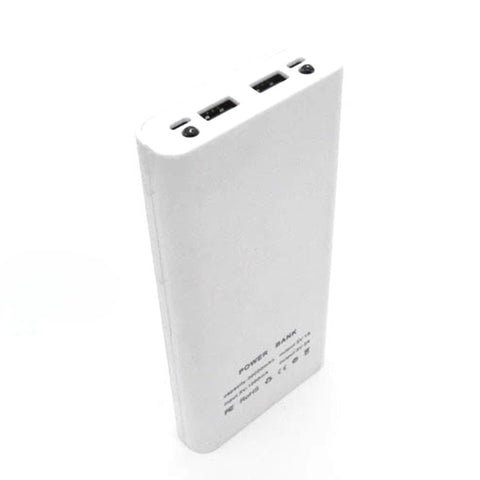 Portable LCD Display External 18650 Battery Box Charger