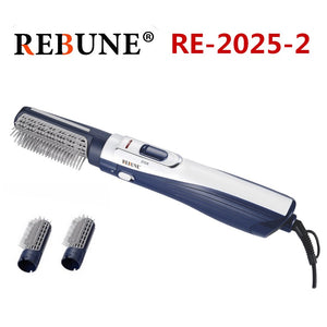 Automatic Rotating Hair Brush Roller