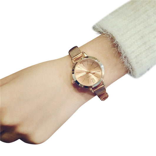 Bracelet Style Lady Exquisite Fine With A Small Dial Watch