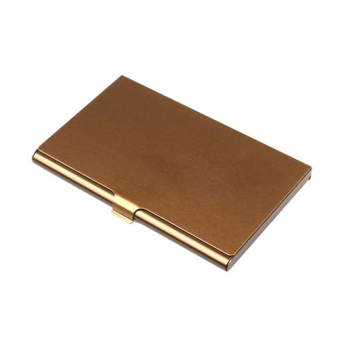 Top Brand Business ID Credit Card Holder Wallets