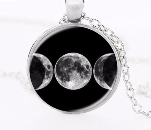 Image of Moon Goddess Necklaces